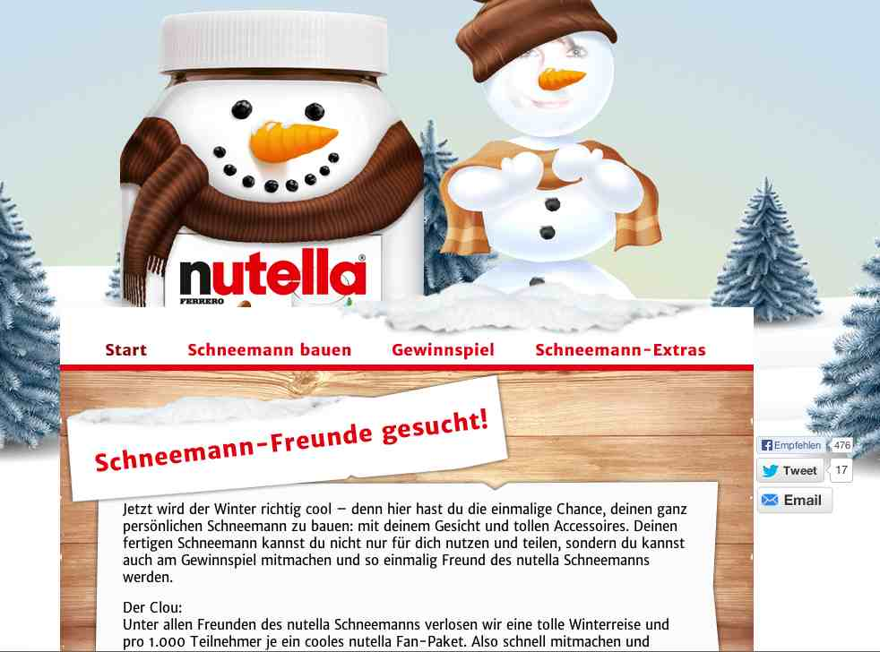 gewinnspiel real und nutella. Black Bedroom Furniture Sets. Home Design Ideas