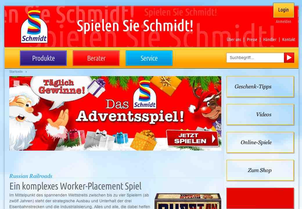 adventskalender spiele online