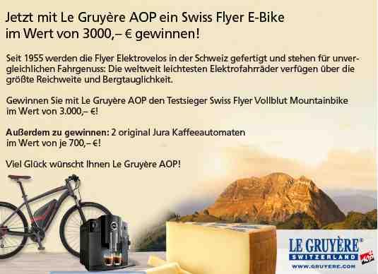 Fahrrad Von Gerolstein Gewinnspiel Facebook