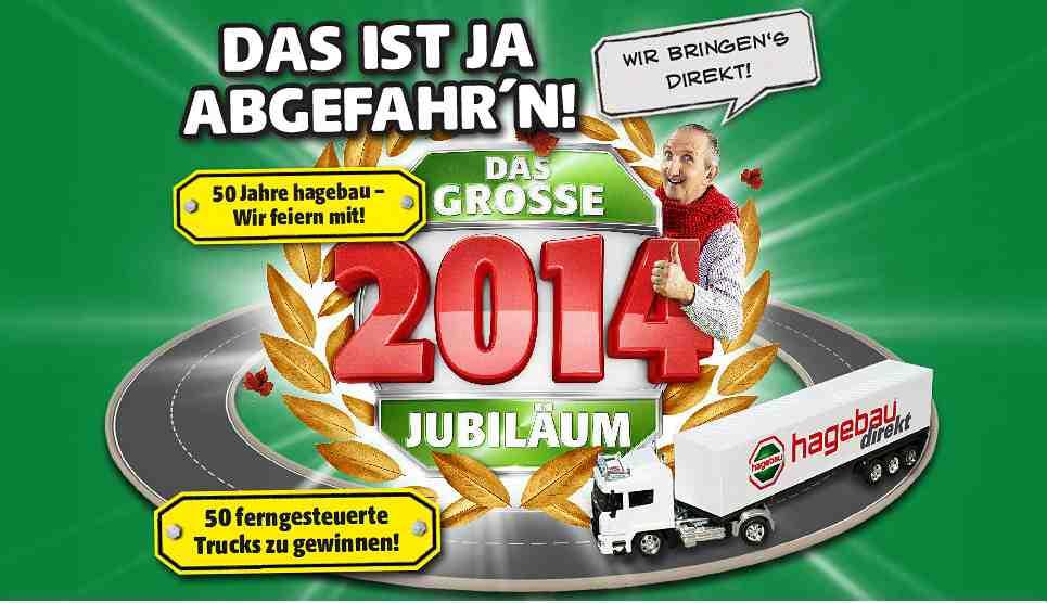 hagebau truck gewinnspiel
