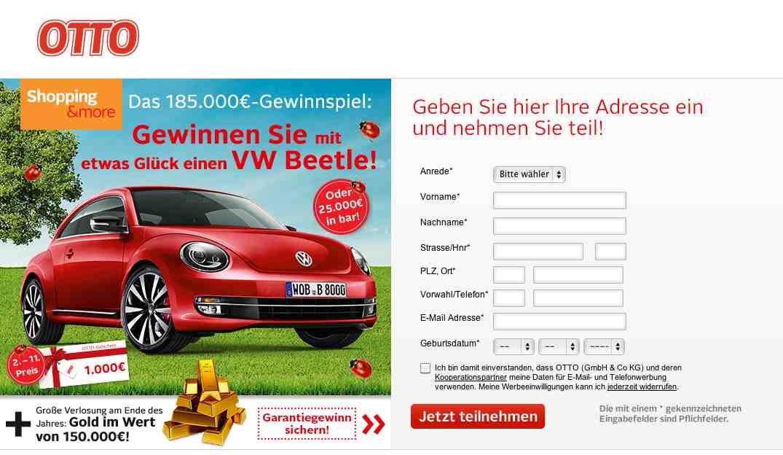 beetle gewinnen