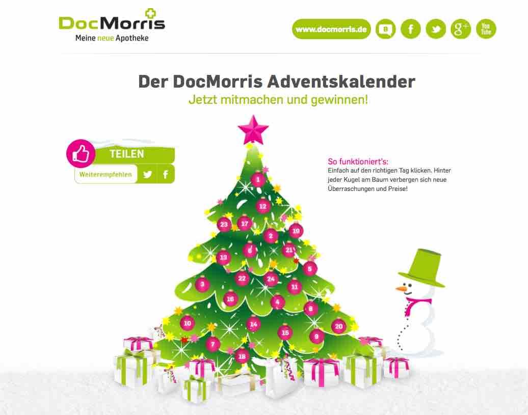 docmorris adventskalender