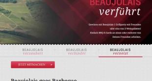 Beaujolais grill gewinnspiel