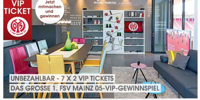m bel martin gewinnspiel fussball vip tickets zu gewinnen. Black Bedroom Furniture Sets. Home Design Ideas