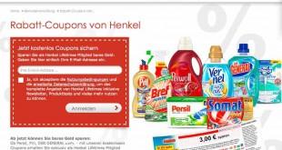Henkel Lifetimes Gutschein Gewinnspiel