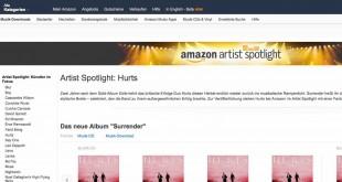 Amazon Hurts Surredner Gewinnspiel