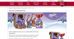 Rossmann Milka Gewinnspiel