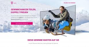 Telekom Samsung Technik Gewinnspiel