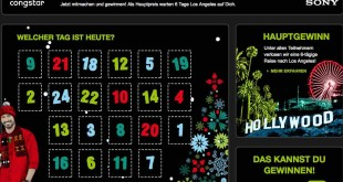 Congstar Adventskalender