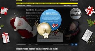 EDEKA Online Adventskalender 2015