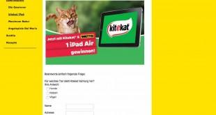 Netto iPad Air Gewinnspiel