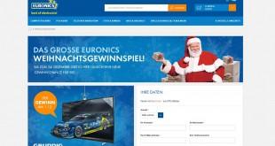 Euronics Weihnachtsgewinnspiel 2015