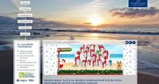 Insel Sylt Adventskalender 2015
