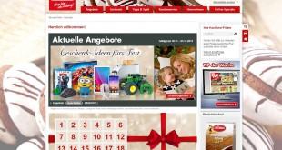 Kaufland Adventskalender 2015