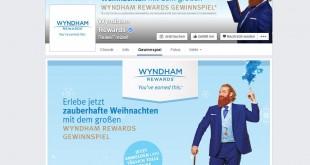 Wyndham Rewards Weihnachtsgewinnspiel 2015