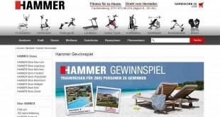 Hammer Sport Reise Gewinnspiel