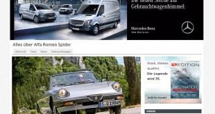 Auto Motor und Sport Alfa Romeo Gewinnspiel
