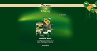 Jacobs Krönung Jubiläumsgewinnspiel