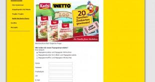 Netto Kathi Zoo Gewinnspiel