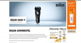Playboy Braun Gewinnspiel