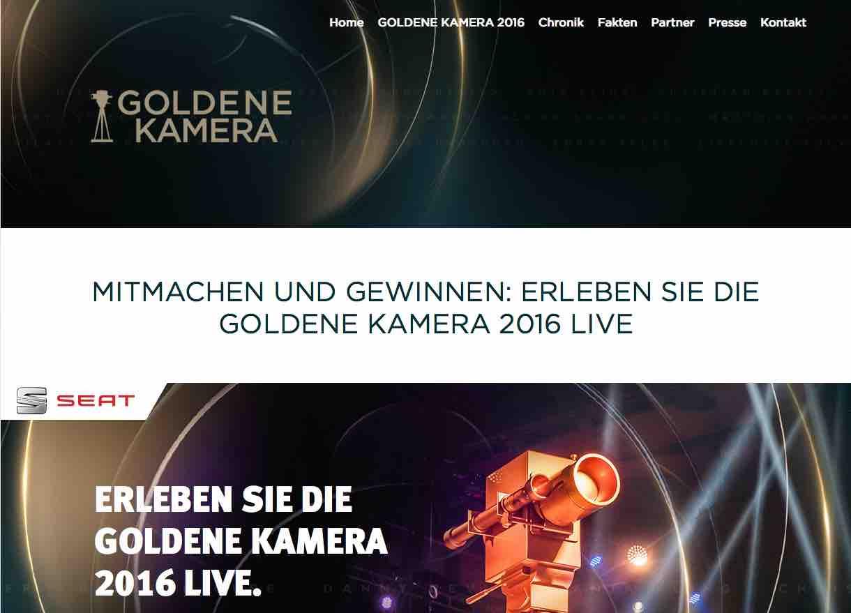www goldenekamera de gewinnspiel