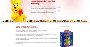 HARIBO Gewinnspiel Naschpakete