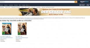 Amazon Filmpremiere Gewinnspiel