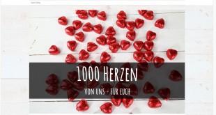Hussel Valentinstag Gewinnspiel