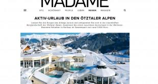 Madame Wellnessurlaub Gewinnspiel