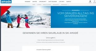 Ski Amadé Skiurlaub Gewinnspiel