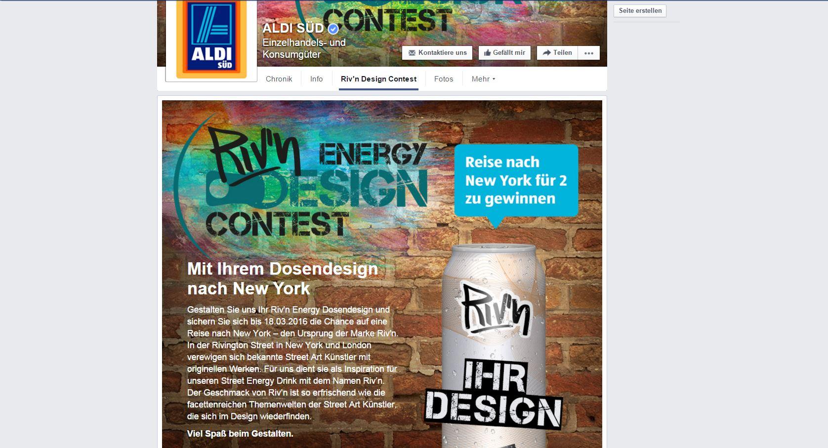 aldi sued gewinnspiel new york reise gewinnspiel. Black Bedroom Furniture Sets. Home Design Ideas