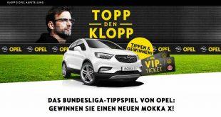 TOPP DEN KLOPP Gewinnspiel