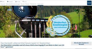 Retro Kühlschrank Karstadt : Karstadt gewinnspiele jetzt teilnehmen & gewinnen!