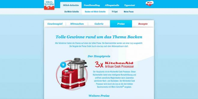 brunch gewinnspiel kitchenaid. Black Bedroom Furniture Sets. Home Design Ideas