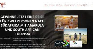 urlaub in südafrika gewinnen