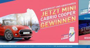 mini cooper cabrio gewinnen