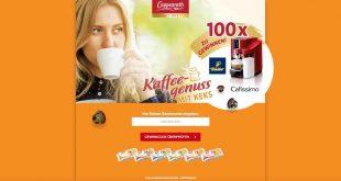 tchibo kaffeemaschine gewinnen