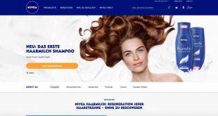 nivea gratisaktion haarmilch shampoo
