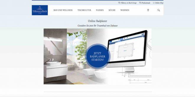 badplaner – das eigene traumbad online gestalten | villeroy & boch, Badezimmer