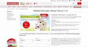 iphone 7 gewinnen