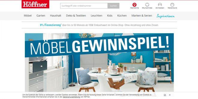 m bel h ffner gewinnspiel 500 euro m bel gutschein gewinnen. Black Bedroom Furniture Sets. Home Design Ideas
