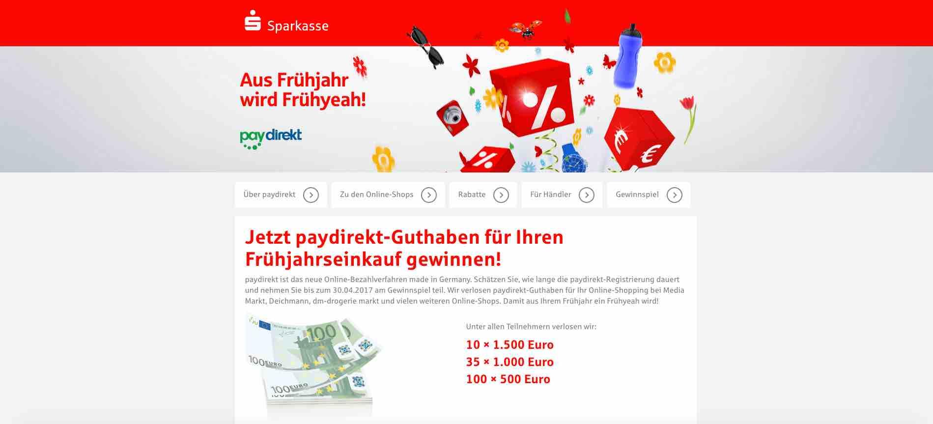 paydirekt online casino