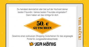 JGA Gutschein