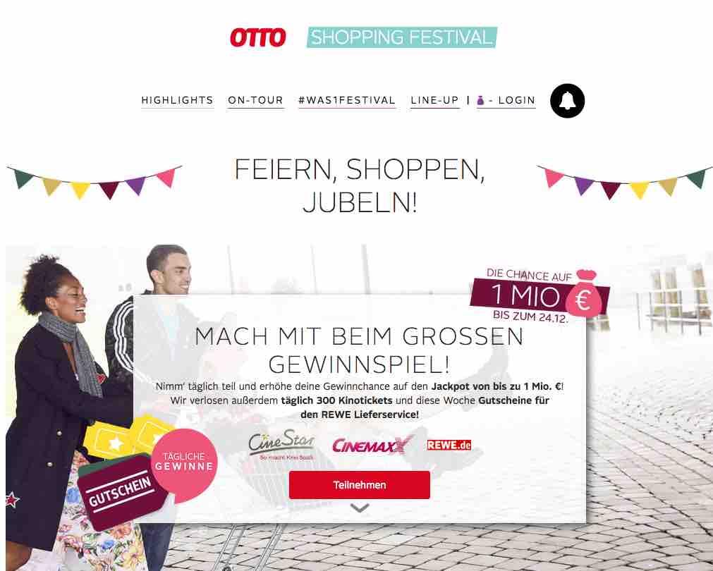 Www Otto De Gewinnspiel