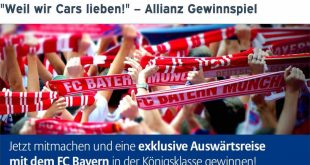 Allianz Gewinnspiel
