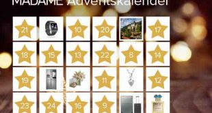 madame adventskalender