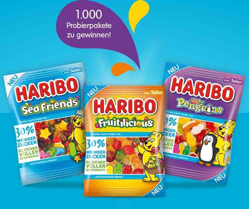Haribo.Com Gewinnspiel