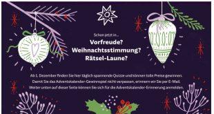 564a162985a55e Die Süddeutsche Zeitung macht jetzt wieder einen Adventskalender für 2018