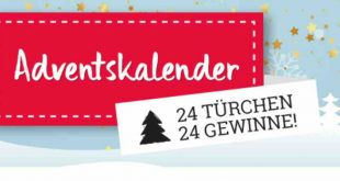 Dänisches Bettenlager Adventskalender