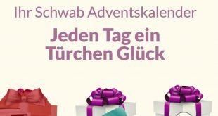 Schwab Online Adventskalender